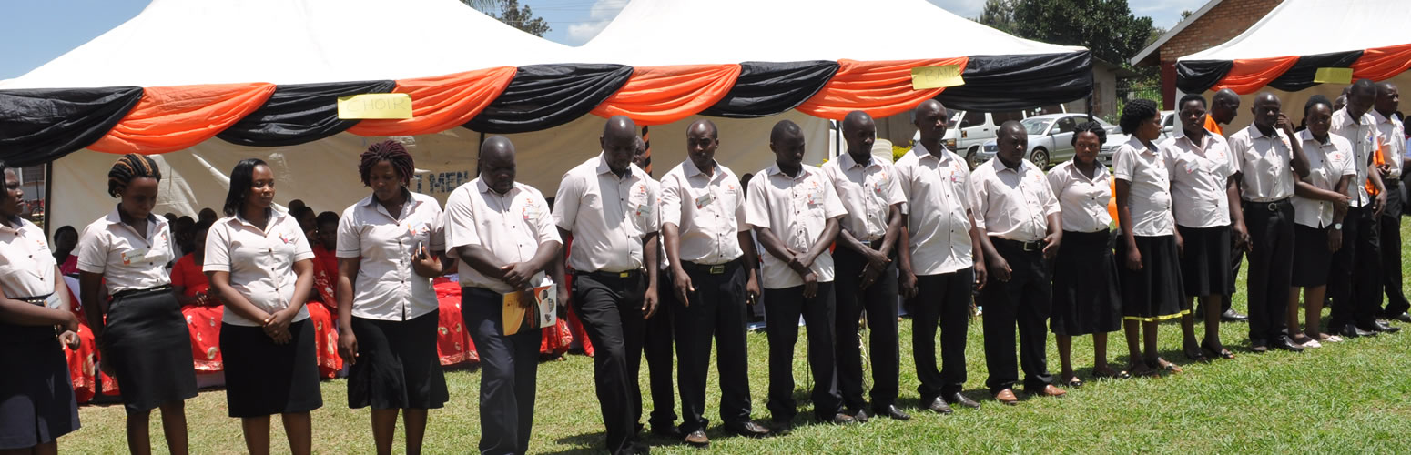 Kolping Microfinance Uganda (KMF)  Team